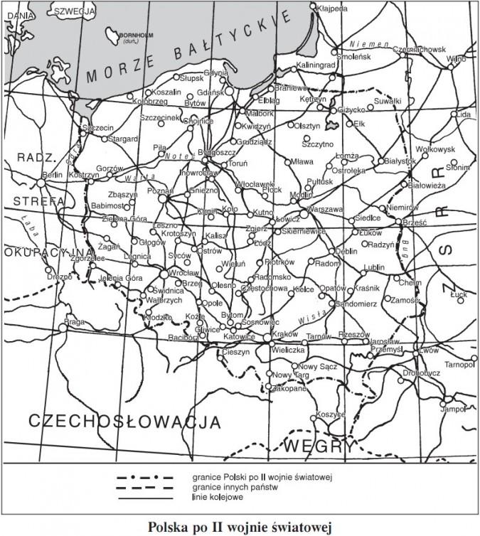 Polska po II wojnie światowej
