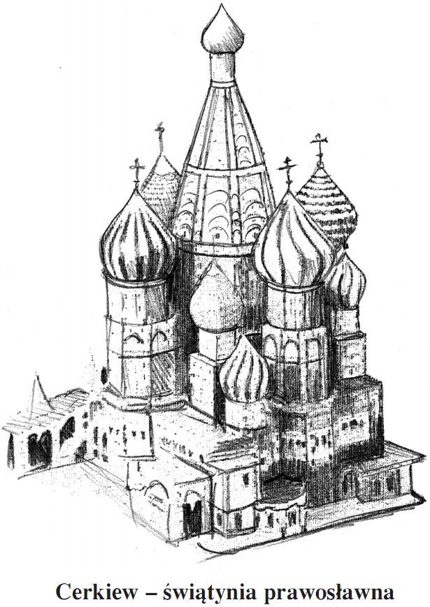 Cerkiew - świątynia prawosławna