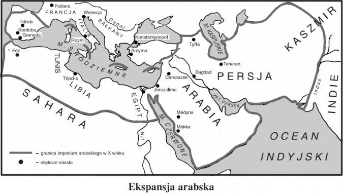 Ekspansja arabska