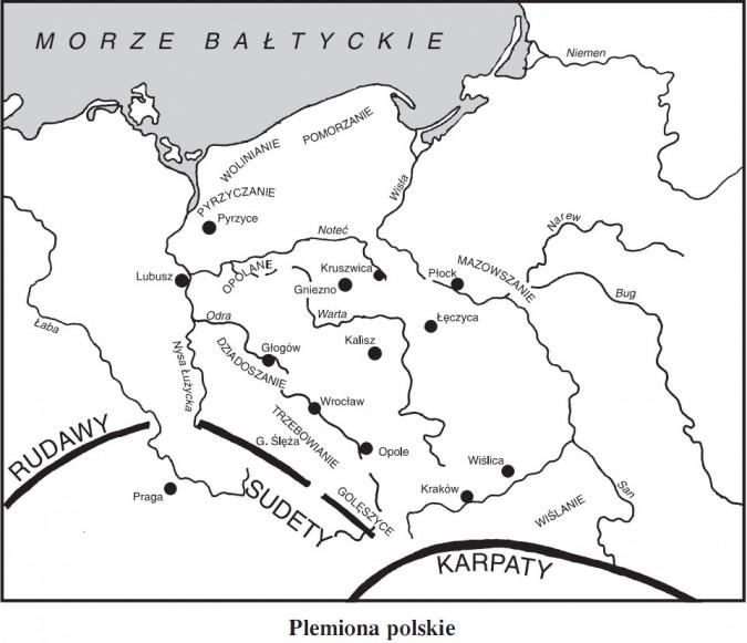 Plemiona polskie