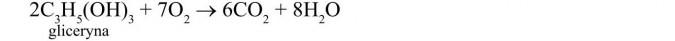 Alkohole wielowodorotlenowe (glikol, glicerol). Gliceryna.