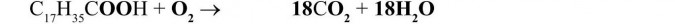 Własności chemiczne wyższych kwasów karboksylowych.