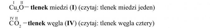 tlenek miedzi (I), tlenek węgla (IV)